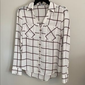 Patterned express portofino shirt